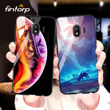 Tempered Glass Case for Samsung Galaxy A6 A8 Plus J4 J6 J2 Pro Prime J8 2018 J7 2017 Cases Cover for Samsung S8 S9 Plus Note 8 for samsung galaxy note 9 8 a7 shockproof cover business cases for samsung s9 s8 a6 a8 plus j2 j3 j4 j6 j7 j8 soft silicone case