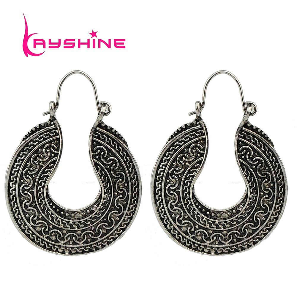 Kayshine Vintage Style Tibetan Jewelry Antique Silver