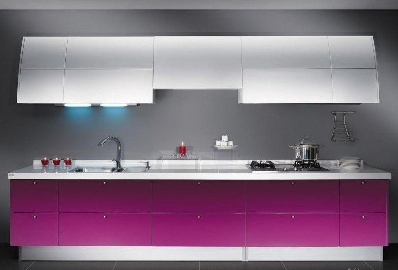 Factory Direct Supply Modular Kitchen Cabinets