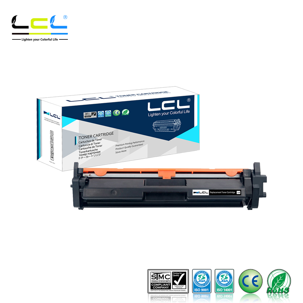 LCL 17A <font><b>CF217A</b></font> With Chip (1-Pack Black) Toner Cartridge Compatible for HP MFP M130A/M130NW/130W/130FN M102A M102w image