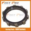 6 Pcs Clutch Plate Disc Set Friction For HONDA TRX350 NV400C SWT400 VT400C VT400S VT500C VT500FT