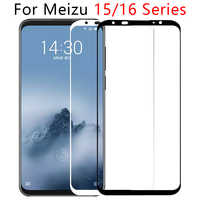 Protective Glass For Meizu 15 Lite 16 X 16th Plus 16x M15 Tempered Glas On Maisie M 15 15lite 15plus 16plus Safety Tremp Protect