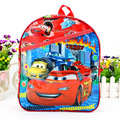 IVI Hot Sweet cartoon Cars kindergarten school bag kids girls bag children's mini backpack as christmas new year gift