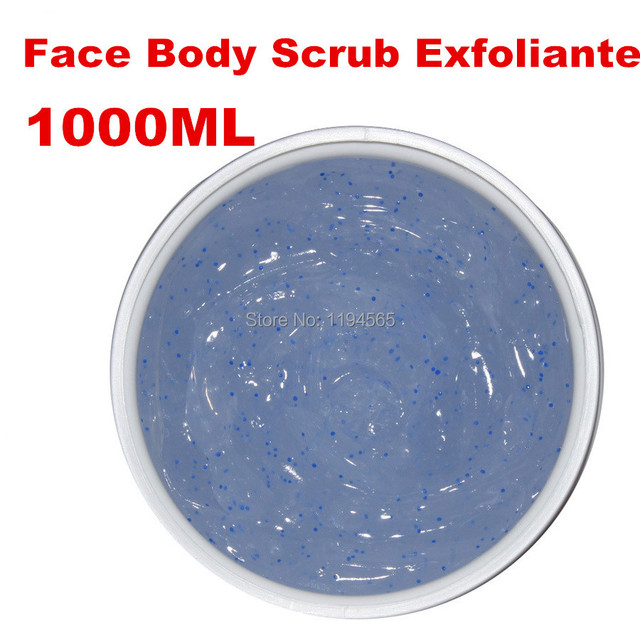 Skin Caviar  Gel Facial Face Body Mild Whitening Exfoliate Face Scrub Cream Hospital Equipment 1000g