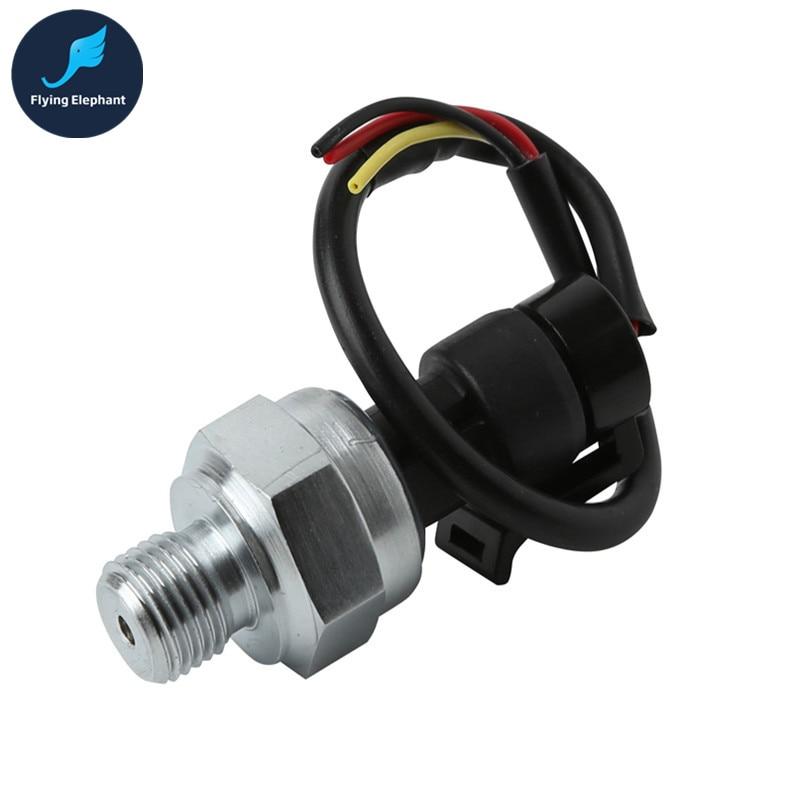 Capteur de pression Transmetteur DC 5 V G1/4 0-1.2 MPa/0-174 PSI Pour L'eau gaz Huile