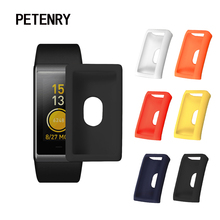 Protective Case for Xiaomi Huami Amazfit Cor Smart Bracelet Soft Silicone Full Cover Shell for Amazfit Cor Midong Accessories