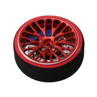 Mxfans 49x38x20mm Aluminum Alloy RC Steering Wheel N10281 for HPI Futaba Steering Wheel Remote Control