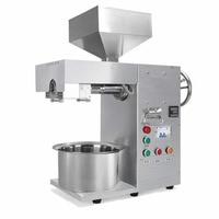 20 30kg/h commercial oil press machine automatic,screw coconut oil press machine