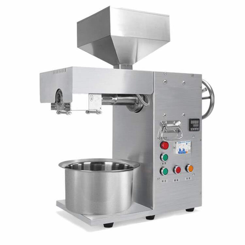 20 30kg/h commercial oil press machine automatic,screw ...