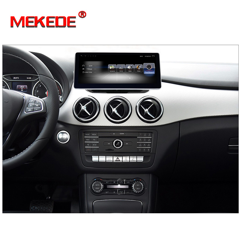 New arrival!android 7.1 Car Multimedia player Autoradio player for <font><b>Mercedes</b></font> Benz B Class <font><b>W246</b></font> 2012-2018 with 4g wifi bluetooth image