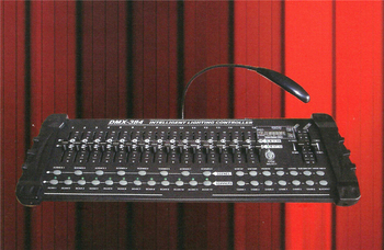 Free Shipping High quality DMX 384 controller, for stage lighting 512 dmx console DJ controller equipment