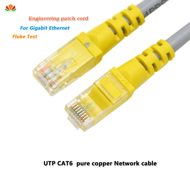 0.15m 0.2m 0.25m 0.3m 0.5m UTP CAT6 cable RJ45 network Patch cords ...