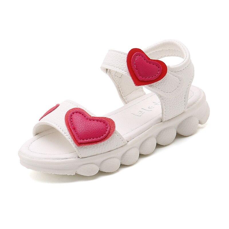 a713e1bca214 Dropwow Girls Sandals Children Sandals 2019 Summer Baby Beach ...
