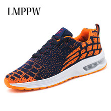 Hot Sale Men's Shoes Sports Summer Breathable Running Style Men's Mesh Casual Shoes Lightweight Comfortable Men Lace Up Sneakers heinrich hot sale new white print breathable lightweight sneakers brand lace up style shoes comfortable casual men footwear