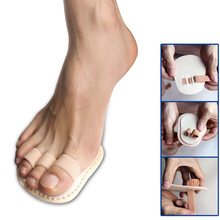 Semelles orthopédiques pour Correction des orteils, Confort Palmilhas Zooltjes Inlegzolen, chaussures antidérapantes