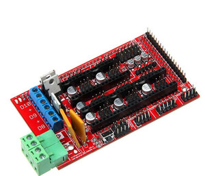 3D printer motherboard RAMPS1.4 control board printerControl Reprap3D printer accessories