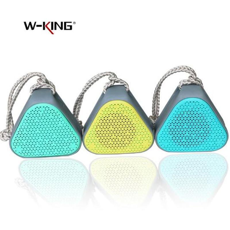 W-King Mini Altavoz Bluetooth Portátil Estéreo Inalámbrico Altavoz - Audio y video portátil - foto 1