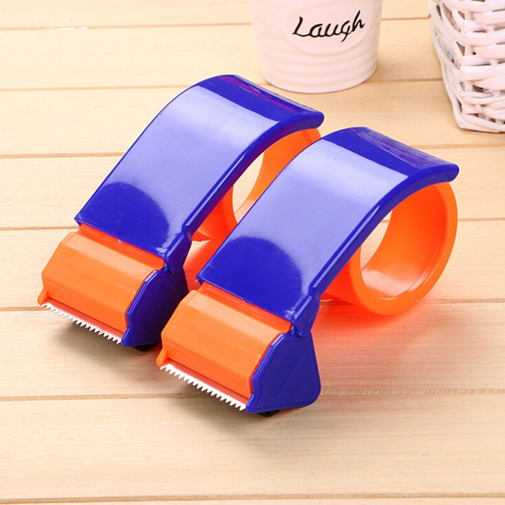 1 PC Portable Tape Gun Dispenser Packing Packaging Sealing Cutter Balers Tape