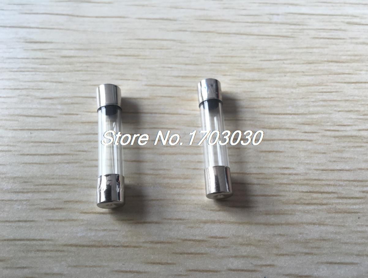 600 Pcs Fast Blow Glass Fuse 2A 250V 5mm x 20mm