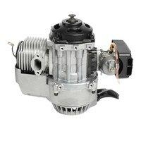 49cc 2 нажимом старт Двигатели для автомобиля Двигатель мини для карман яма Quad Байк ATV багги