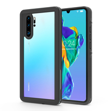 Luxury 100% Extreme waterproof phone case for Huawei P30 Pro Transparent outdoor diving dustproof shockproof impact cover cases