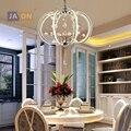Светодиодные железные в стиле постмодерн алюминиевая акриловая Хрустальная Светодиодная лампа. Подвесные светильники. Подвесной светильн...