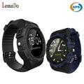 2017 nueva llegada v11s smartwatch bluetooth smart watch 2503a cpu 1.3 pulgadas de pantalla redonda con satélite de posicionamiento gps