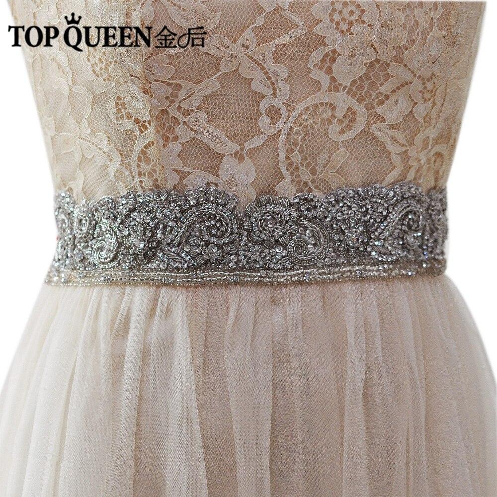 Topqueen As17-s Indien Seide Braut Abend Party Kleid Kleider Zubehör Hochzeit Schärpen Gürtel/bund Braut Gürtel Schärpen Braut Blets