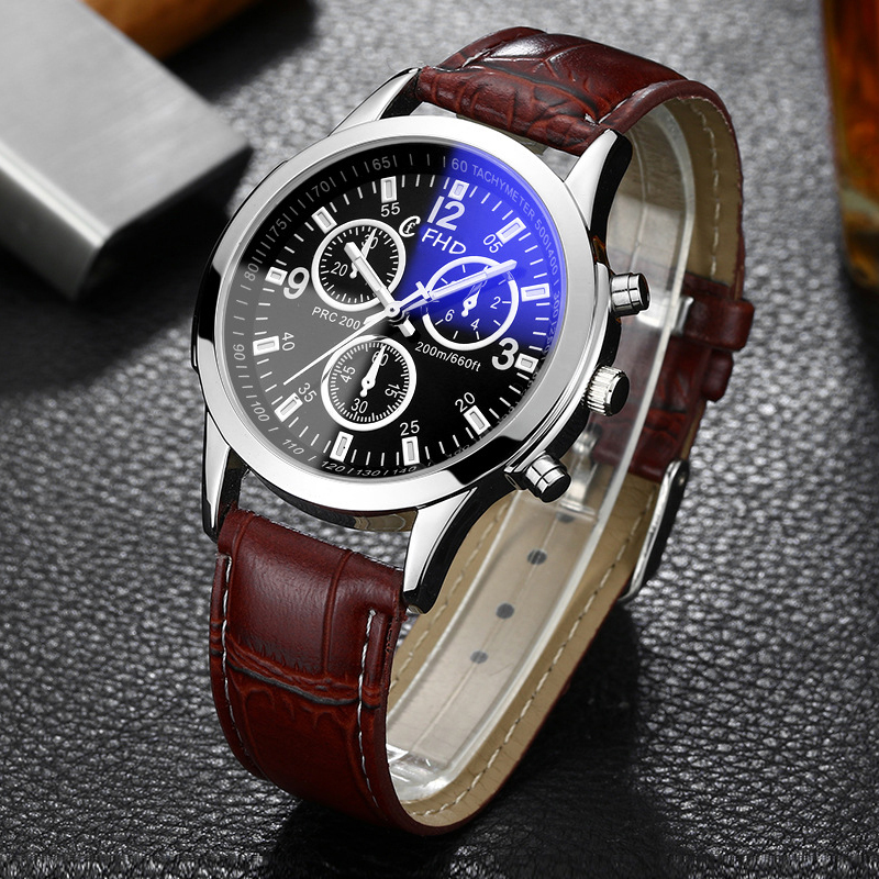 2017 wrist watch men watches top business brand luxury famous male clock quartz watch for man for Celebrity watches male 2017