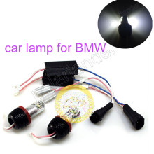 for BMW E82/E87 E90 sedan E91 touring E92  2*10W CREE Angel Eyes LED Marker  car lamp wholesale