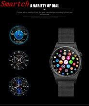 Smartch Best продажа смарт-часы x10 тактовую синхронизацию уведомлений Поддержка Bluetooth 4.0 Подключение для iPhone Android IOS Телефон SmartWatch