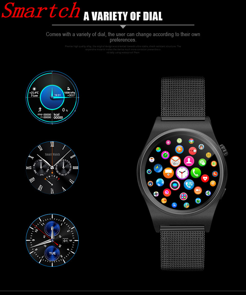 Smartch Best Sale Smart Watch X10 Clock Sync Notifier Support Bluetooth 4.0 Connectivity for iphone Android iOS Phone Smartwatch