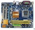 Original soporte DDR2 de 775 pines integrado GA-G31M-ES2C plato pequeño G31 Placa Base