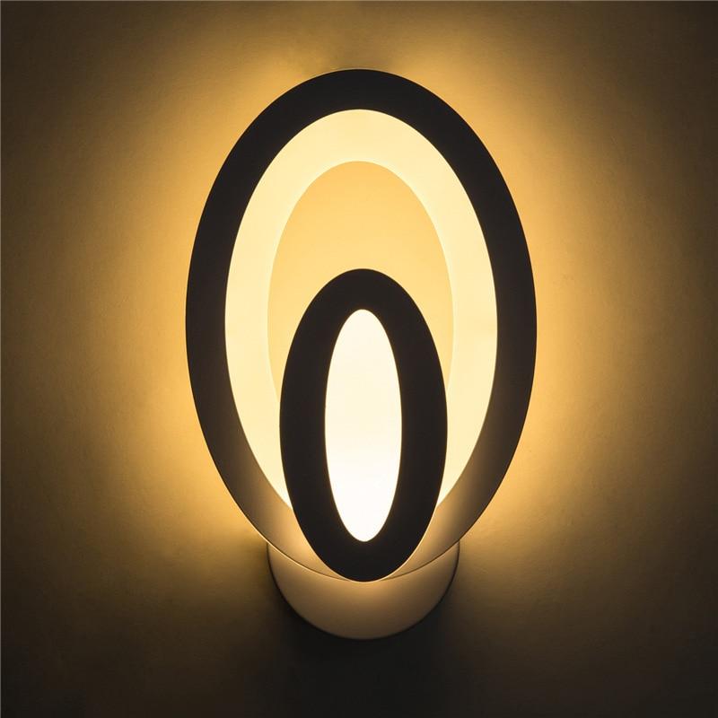 moderna lampada parede led lampada cabeceira 02