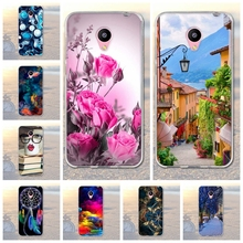 """Case Cover For Meizu M2 mini Meilan 2 Phone Cover Soft Silicone Fundas for Meilan 2 5.0"""" Cases Soft TPU For Meizu M2 Mini Fundas"""