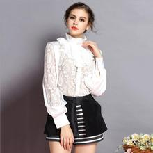 Plus Size Women Clothing Blusas Long Sleeve Women Tops And Blouses 2017 New Fashion Spring Blouse