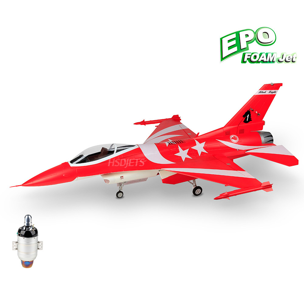 F-16 BLACK KNIGHT RC JET Camouflage Airplane 6/K60 Turbine Engine RC Fixed Wing Jetcat Airplane PNP/ARF f 16 thunder bird rc jet camouflage airplane 6 k60 turbine engine rc fixed wing jetcat airplane pnp arf