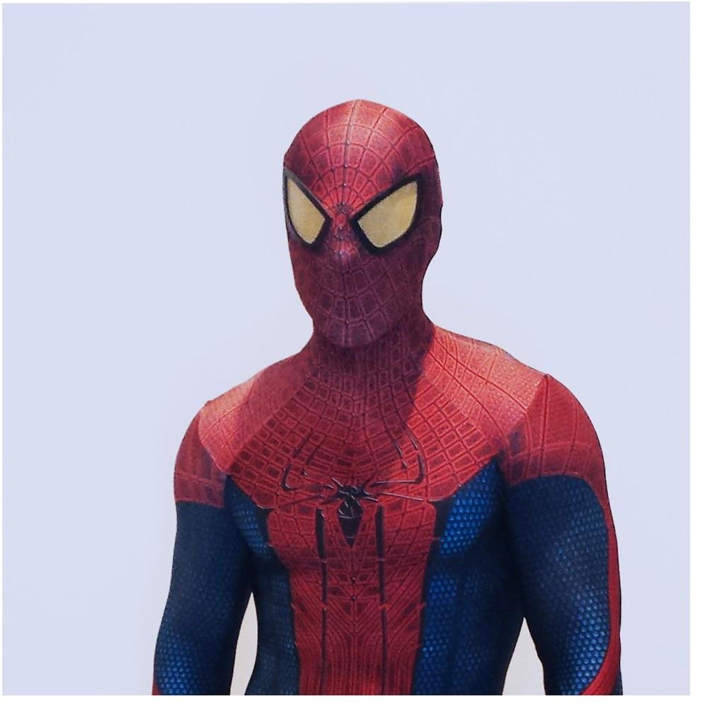 Popular Spiderman Costume Lenses-Buy Cheap Spiderman Costume ...
