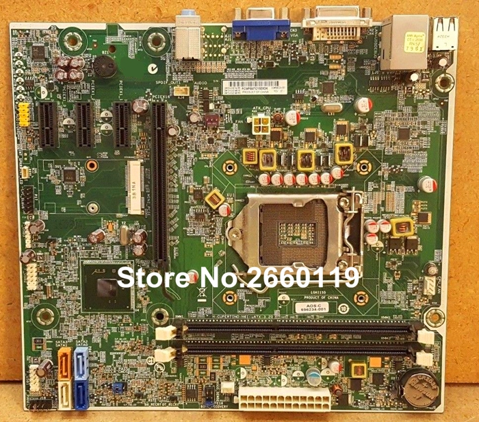 For H-CUPERTINO2-H61 701413-001 696234-001 701413-501 system motherboard fully testedFor H-CUPERTINO2-H61 701413-001 696234-001 701413-501 system motherboard fully tested