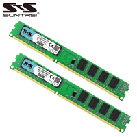 Suntrsi Original Memory Ram 4GB 1333MHz 1600MHz 240pin 1.5V DDR3 Desktop Memory For Desktop Computer