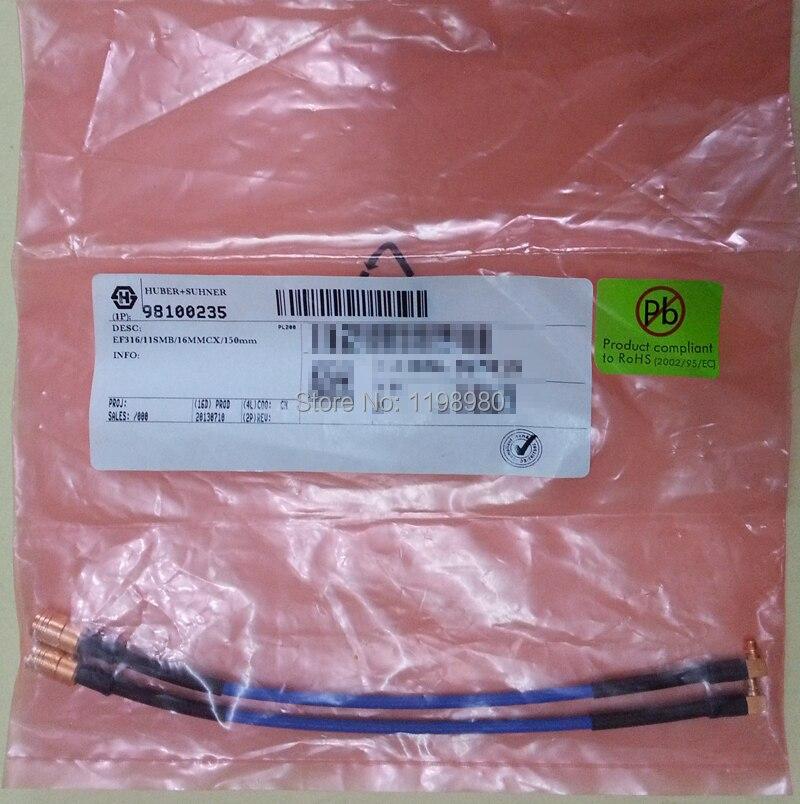 Контрольный кабель Suhner 316, MMCX 150