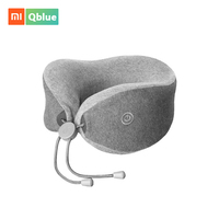 Xiaomi Mijia LF Neck Massage Pillow Neck Relax Muscle Therapy Massager Sleep Pillow For Office Home And Travel Smart Home