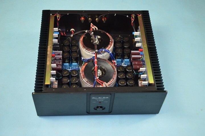YS-audio KSA100PD усилитель мощности  двойной трансформатор 265 Вт + 265 Вт