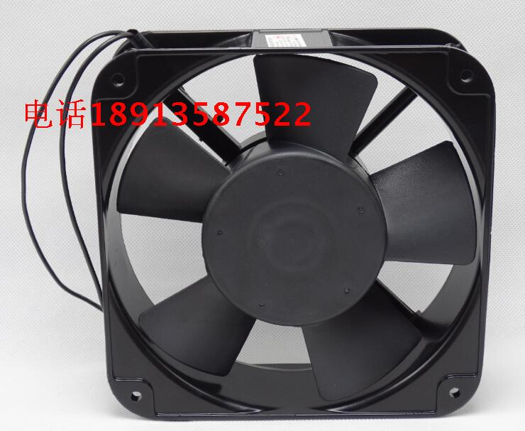 Emacro For QUAN FENG QA18060HBL2 Server Square Cooling Fan AC 220V 0.35A 180x180x60mm 2-wire emacro for nonoise a8025h24b server square fan dc 24v 0 095a 80x80x25mm 2 wire