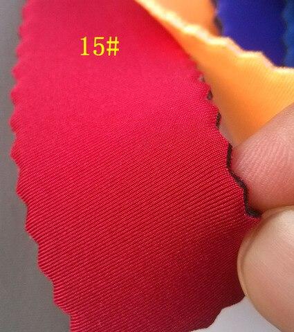 Tecidos de Borracha de Neoprene mm de Espessura Lycra Tecido Revestido 2.5 Red Srb