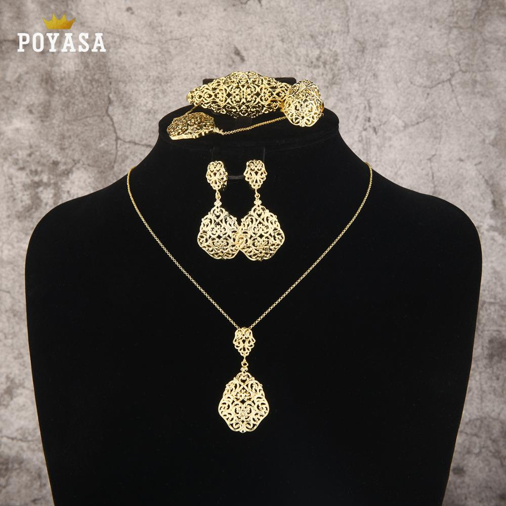 Moroccan Caftan wedding jewelry set for women  fashion jewelry set copper high quality jewelry set-in Jewelry Sets from Jewelry & Accessories on AliExpress - 11.11_Double 11_Singles' Day 1