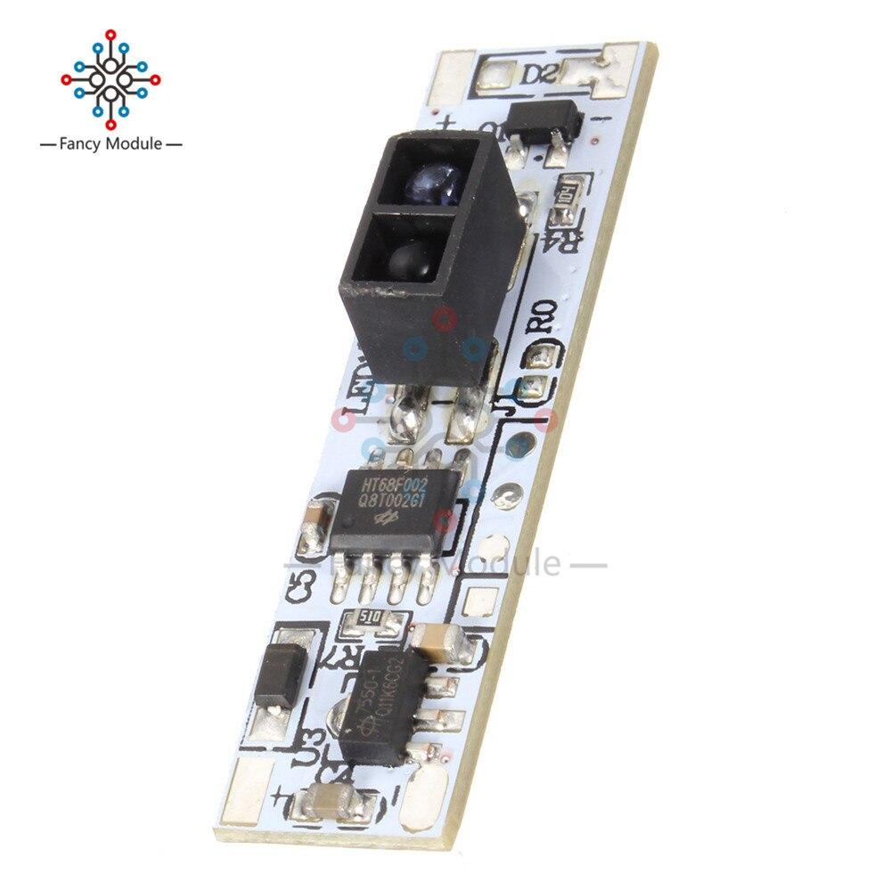 XK-GK-4010A Finger Scan Sensor Switch Module Short Distance Scan Sensor Module DC 12 V 3A Maximum Power 36 W