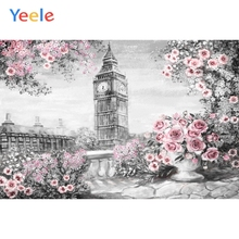Yeele Photocall Forest Tower Room Decor decadent Photography Backdrops Personalized Photographic Backgrounds For Photo Studio decadent