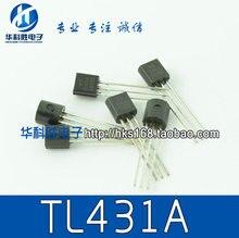 100 ШТ./ЛОТ TL431 TL431A высокоточный 0.5% TO92! DIP