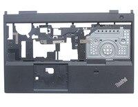 New Original For Lenovo ThinkPad L540 Palmrest Keyboard Bezel Cover Empty Upper Case With Fingerprint Hold